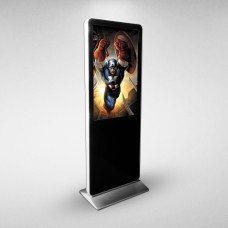 FLOOR STANDING LCD ADVERTISING DISPLAYS - 42""