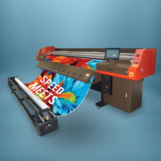 Wit-Color Ultra Star 3304 Solvent Printer-25 PL