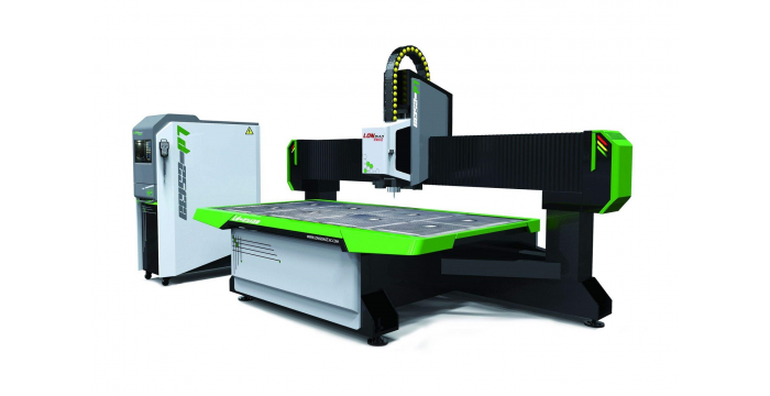 LD6000 - CNC Router with moving table - 7.5KW