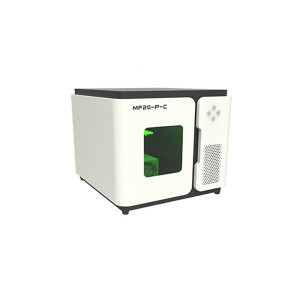 MF 20 P-C Portable Fiber Laser Marking Machine