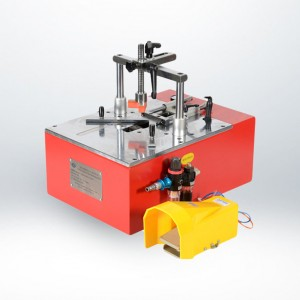 JS - 203 K  Desktop Pneumatic Joint Machine