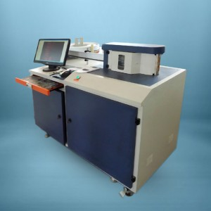 Automatic Channelume Bending Machine