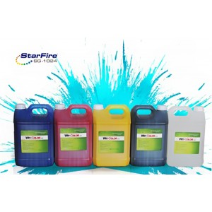 Wit-Color Eco Solvent Ink (Starfire 1024 -10PL)
