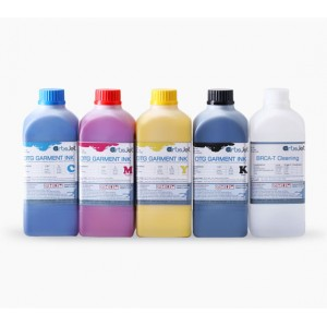 Artis Jet Direct to garment inks (DX5  Head)