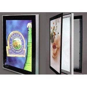 Magnetic Slim LED Light boxes